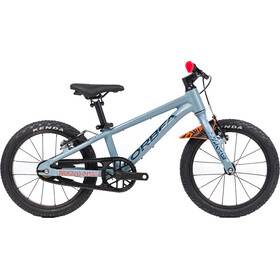 "Orbea MX 16"" Kids, blue grey/bright red"